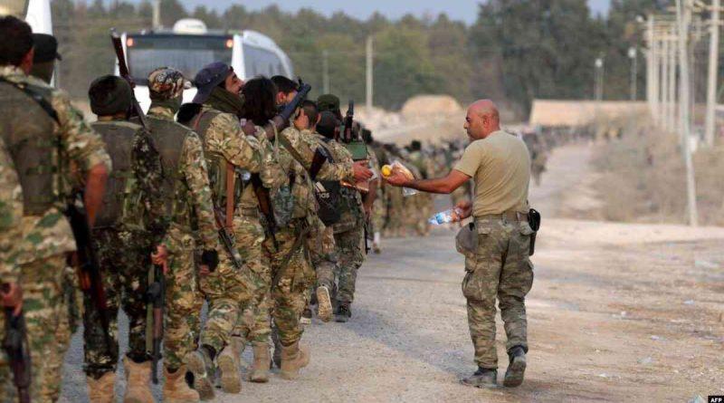 المرتزقة في ليبيا وقود حرب تركيا