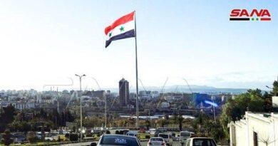 دمشق: تصاعد استخدام الطائرات المسيّرة في العدوان على سورية سببه صمت وعجز مجلس الأمن