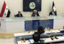 بحضور بلال هيئة مكتب التعليم العالي المركزي تعقد اجتماعها الدوري في جامعة حلب