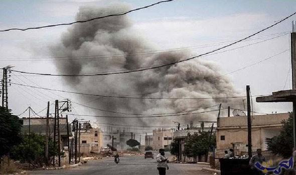 المقاومة في تصاعد ..استهدف مقر وسيارة لمليشيا قسد في ريف دير الزور