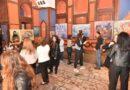 معرض أورنينا التشكيلي  في قصر الزهراوي