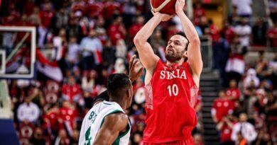 مواجهة مصيرية لمنتخبنا الوطني لكرة السلة ضمن التصفيات الآسيوية
