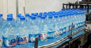 حوالى ١٤ مليار ليرة إيرادات شركة تعبئة المياه.. ونسبة التراجع لا تتعدى الـ 8%