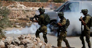 استشهاد فلسطيني برصاص الاحتلال الإسرائيلي قرب سلفيت بالضفة