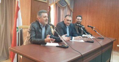 إحداث المسرح القومي في حماة